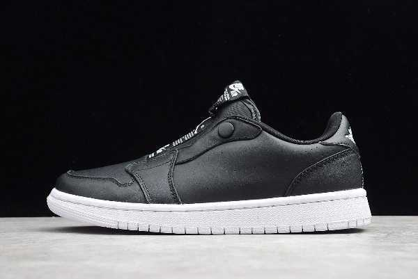 Buy Air Jordan 1 Retro Low Slip Black White AV3918-001