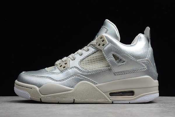 Air Jordan 4 Retro 30th Anniversary Pearl Girls Size 742639-045