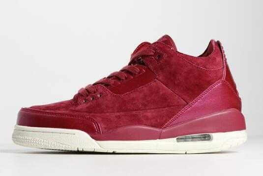 Air Jordan 3 WMNS Retro SE Bordeaux/Sail AH7859-600