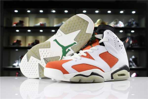 "Girls Air Jordan 6 ""Gatorade"" 384664-145 For Sale"